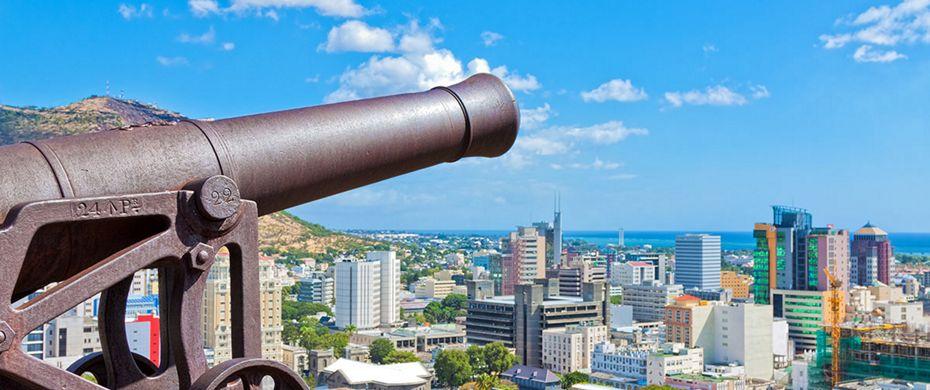 Silversea Luxury Cruises - Port Louis, Mauritius