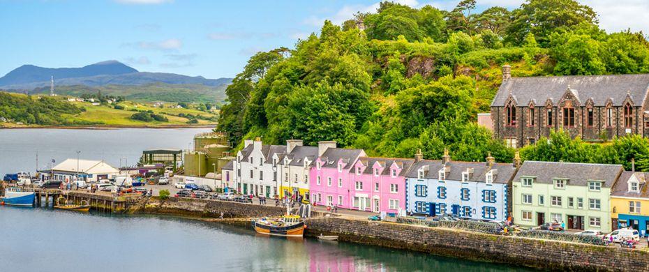 PORTREE (Isle of Skye)