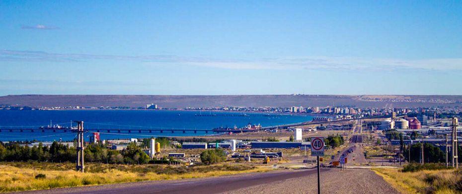 Silversea Luxury Cruises - Puerto Madryn, Argentina
