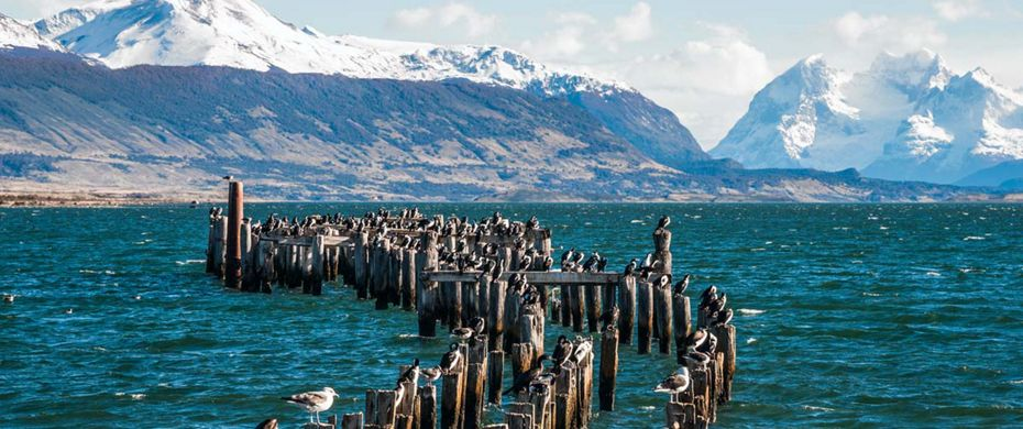 Silversea Luxury Cruises - Puerto Natales, Chile