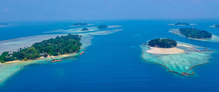 Pulau Sepa Besar, Thousand Islands