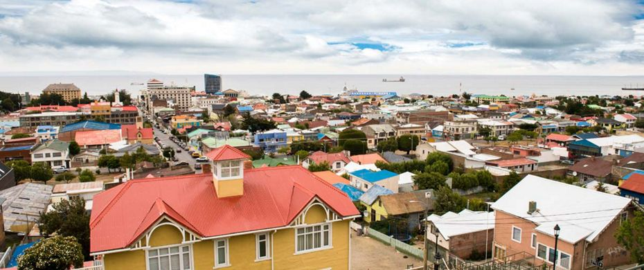 Silversea Luxury Cruises - Punta Arenas