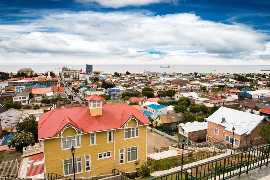 1825 - Punta Arenas à Ushuaia