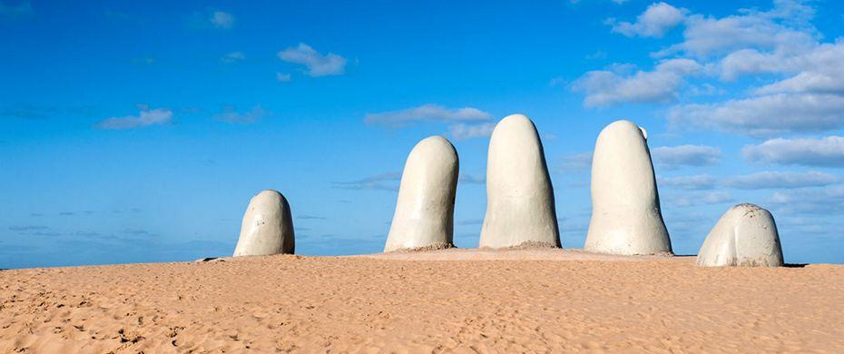 Silversea Luxury Cruises - Punta Del Este, Uruguay