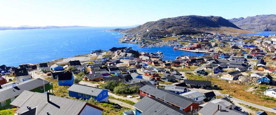 Silversea Luxury Cruises - Qaqortoq, Greenland