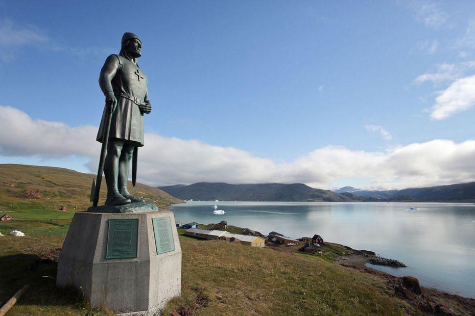 1919 - Reykjavik to Kangerlussuaq