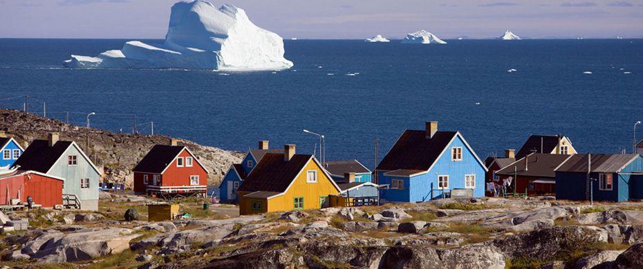 Silversea Luxury Cruises - Qeqertarsuaq