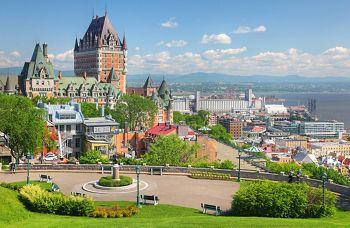 1921 - Kangerlussuaq à Quebec City