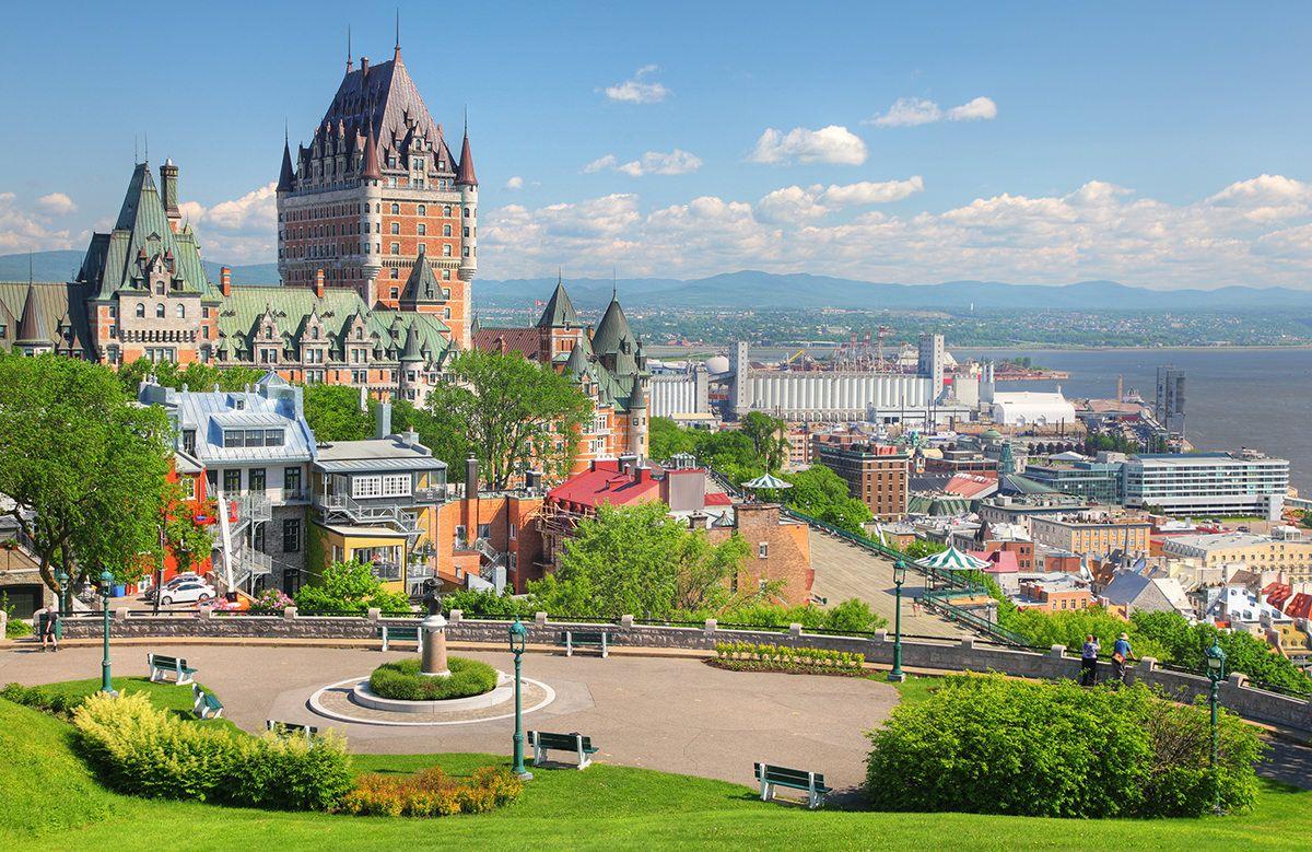 Quebec Luxury Cruises Silversea Silversea