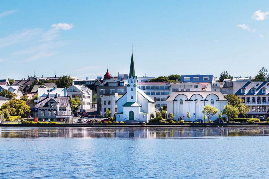 7917 - Tromsø to Reykjavik