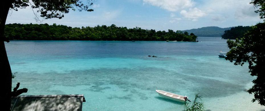Sabang, Pulau We