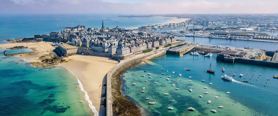 Silversea Luxury Cruises - Saint Malo