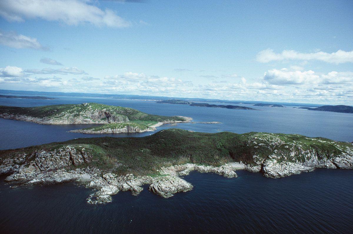Sept Iles Quebec Silversea