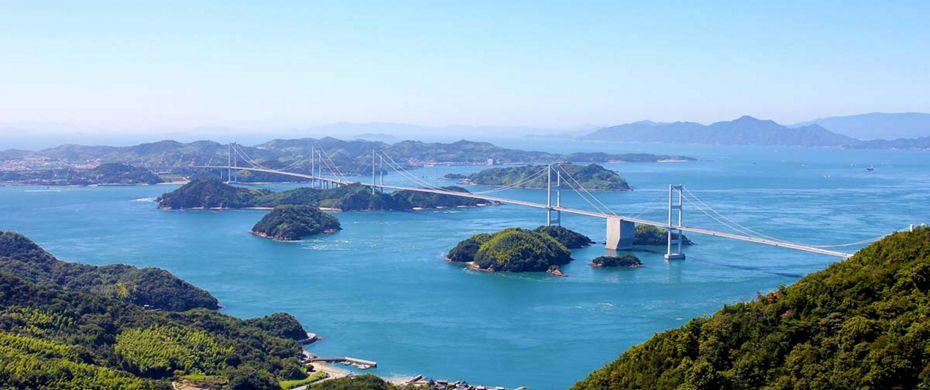 Cruise Seto Inland Sea