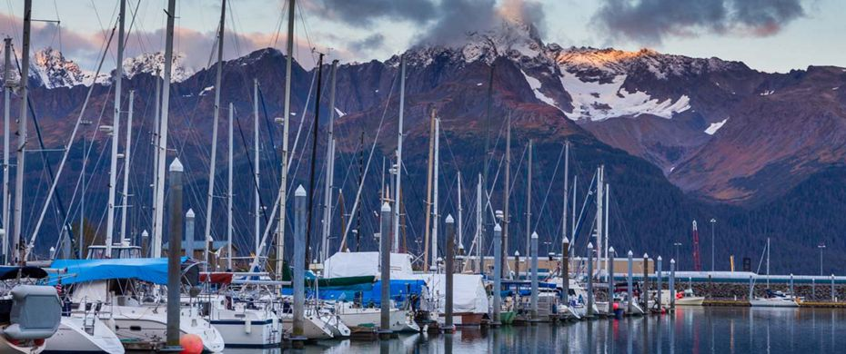 Silversea Luxury Cruises - Seward (Anchorage, Alaska), USA