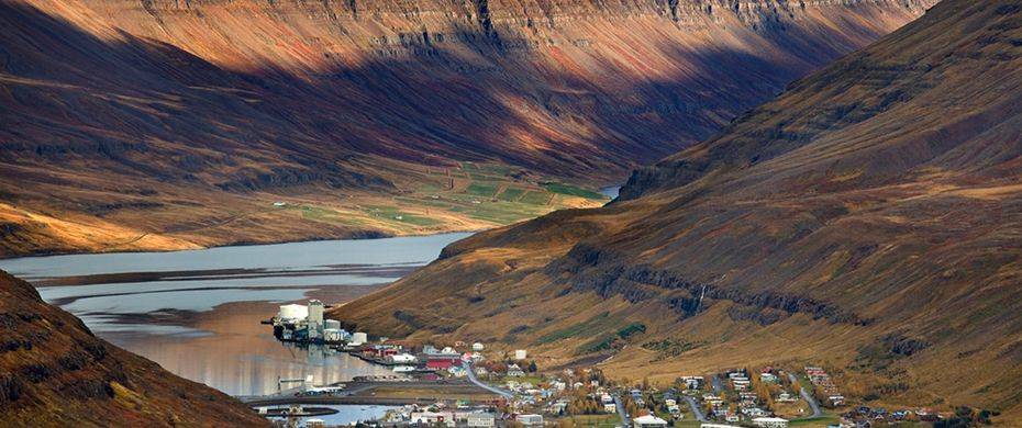 Silversea Luxury Cruises - Seydifjordur