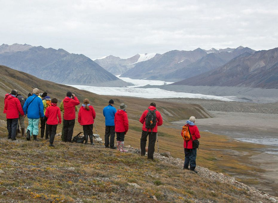 1819 - Kangerlussuaq nach Kangerlussuaq