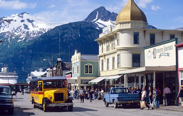 6924 - Vancouver to Seward