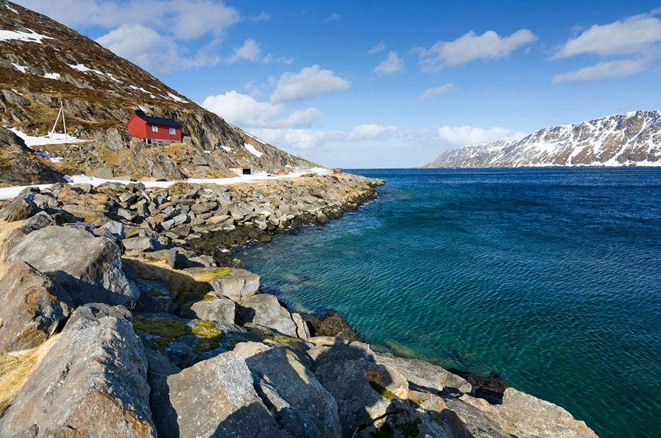 1915 - Tromsø to Longyearbyen