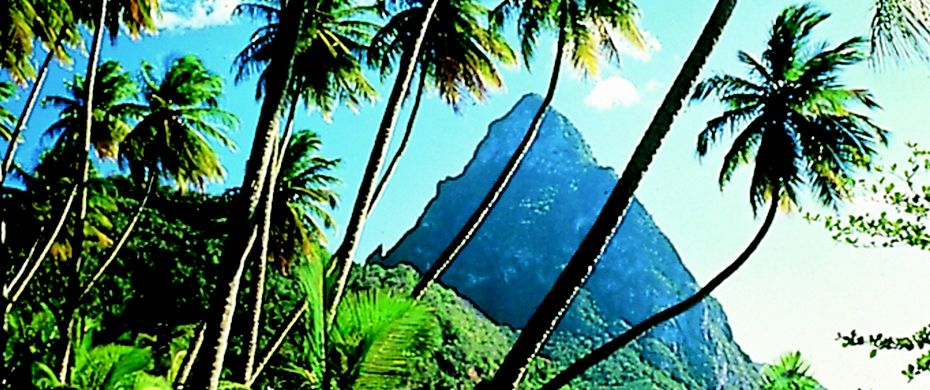 Soufrière, St. Lucia