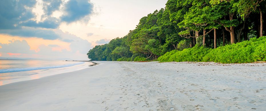 South Cinque Island, Andaman Islands