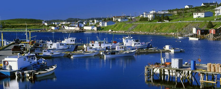 ST ANTHONY (Newfoundland)