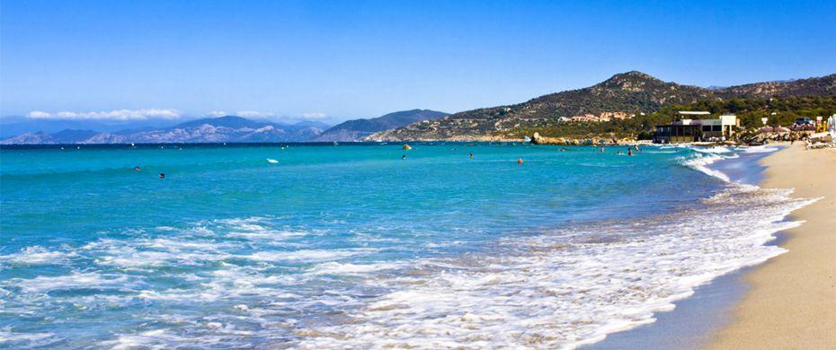 St Florent, Corsica