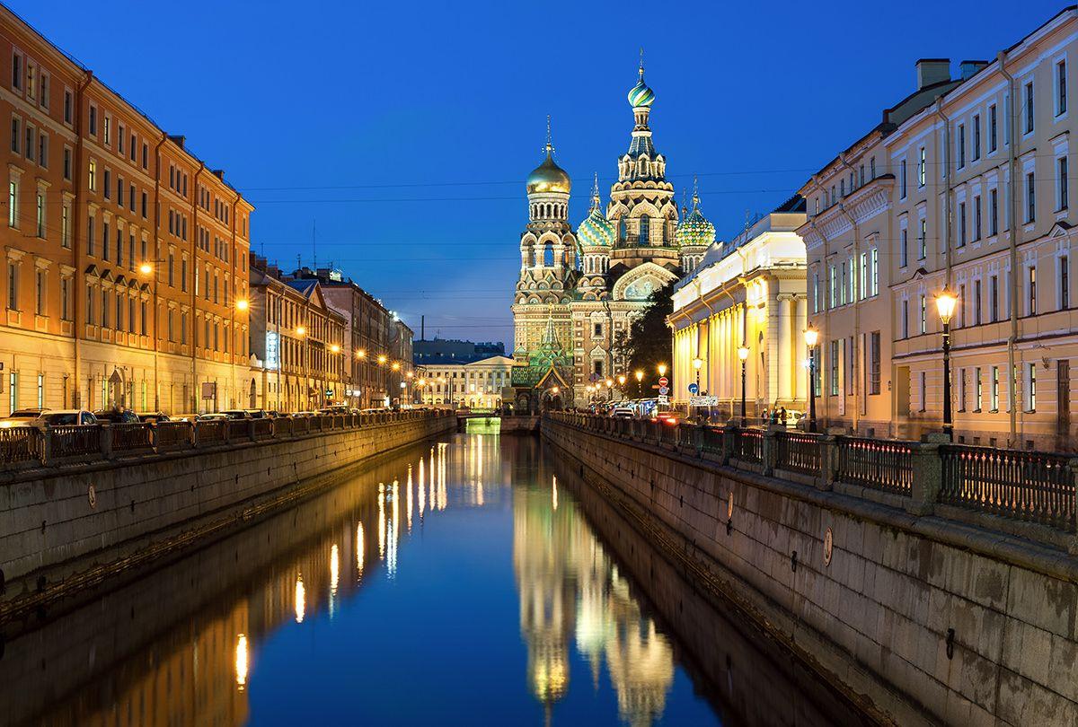 St Petersburg Luxury Cruises Silversea Silversea