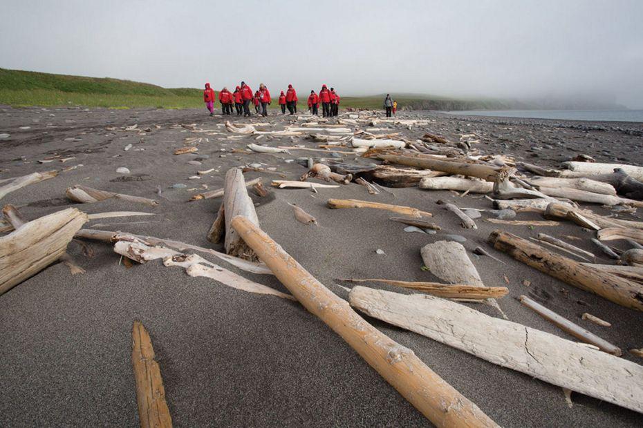 St Matthew Island, Alaska