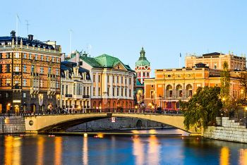Silversea Luxury Cruises - Stockholm, Sweden