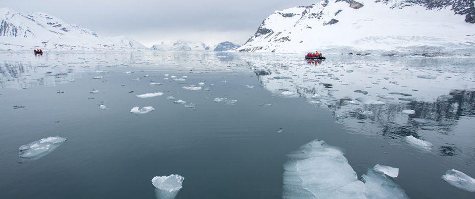 Svalbard Southern Region
