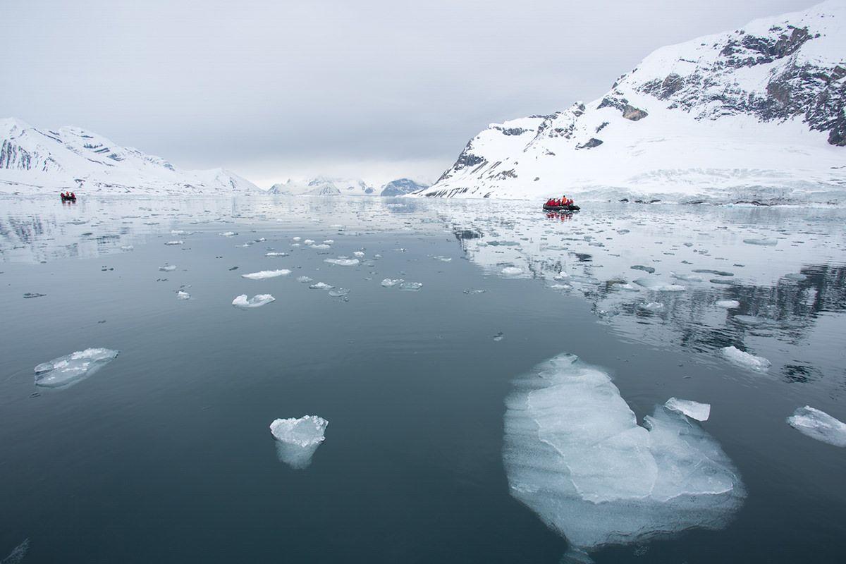 Svalbard Southern Region Silversea
