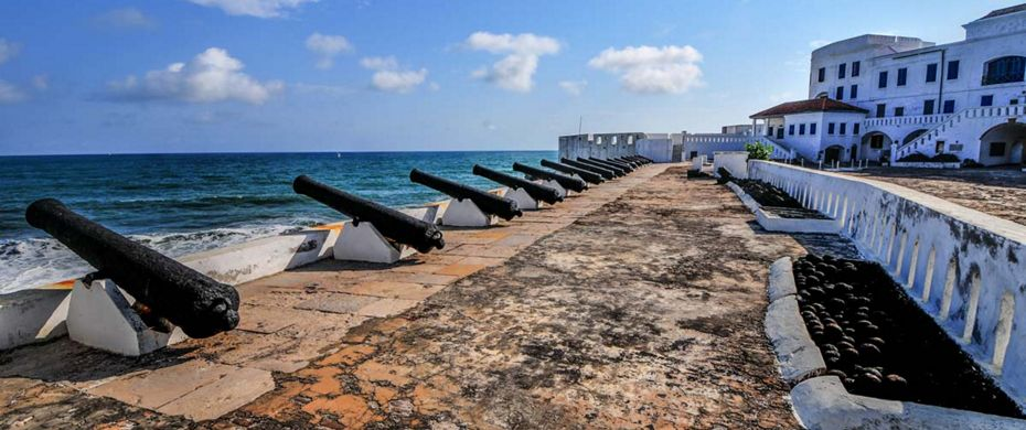 Silversea Luxury Cruises - Cape Coast Castle
