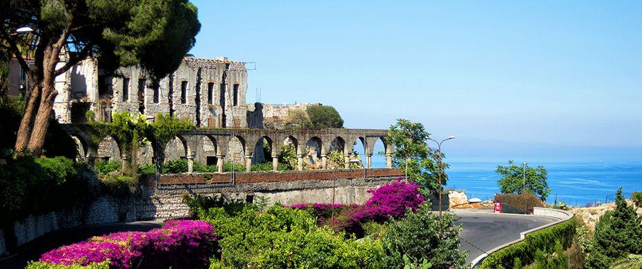Giardini naxos sicily silversea - Villaggio giardini naxos all inclusive ...