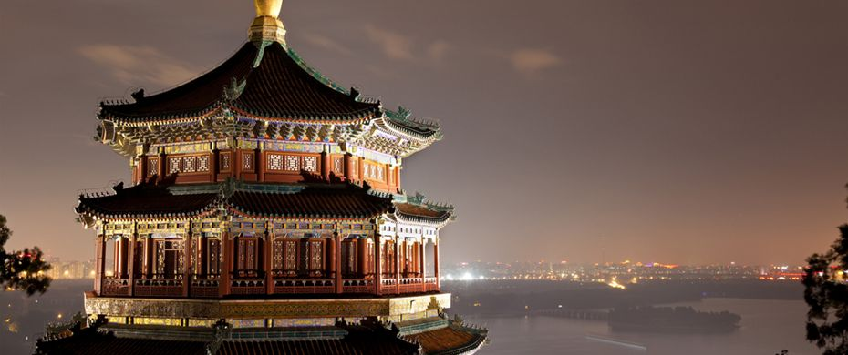 Silversea Luxury Cruises - Beijing, China