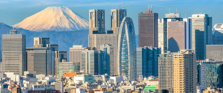 Silversea Luxury Cruises - Tokyo, Japan