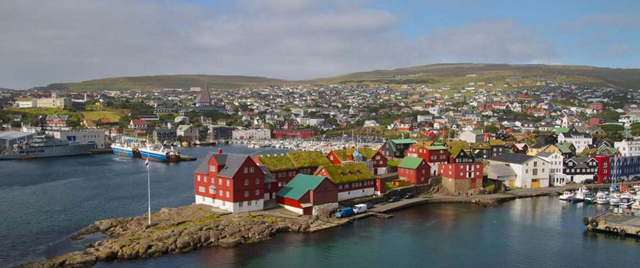 Silversea Luxury Cruises - Torshavn, Faroe Islands
