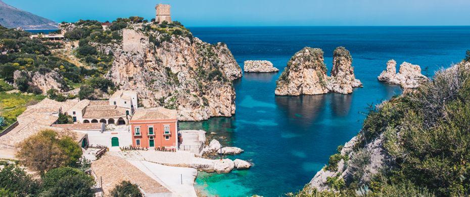 Silversea Luxury Cruises - Trapani, Sicily