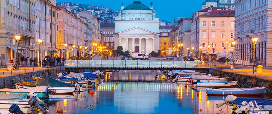 Silversea Luxury Cruises - Trieste, Italy