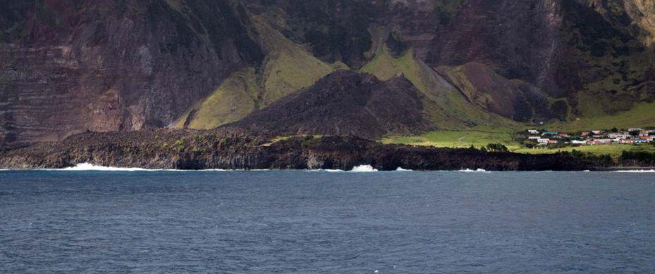 Silversea Luxury Cruises - Tristan da Cunha
