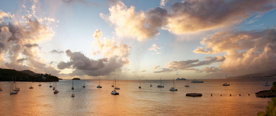 Silversea Luxury Cruises - Trois Iles, Anse Mitan