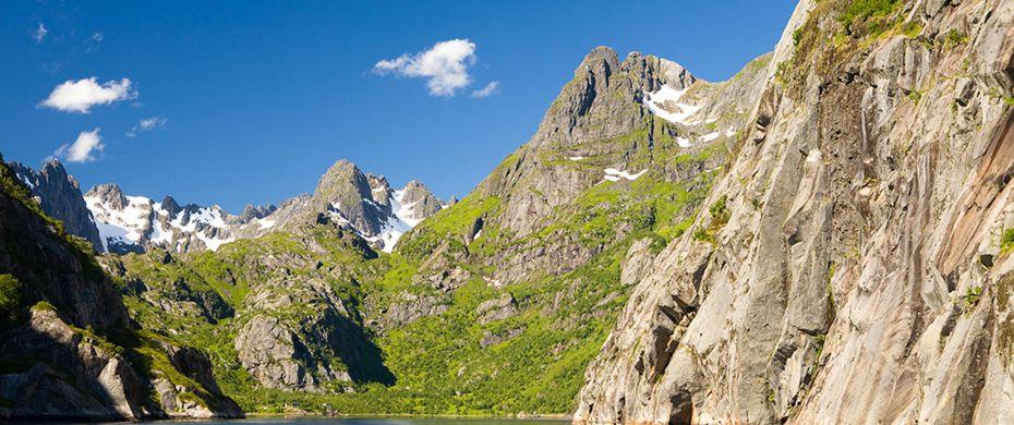 Trollfjorden, Norway