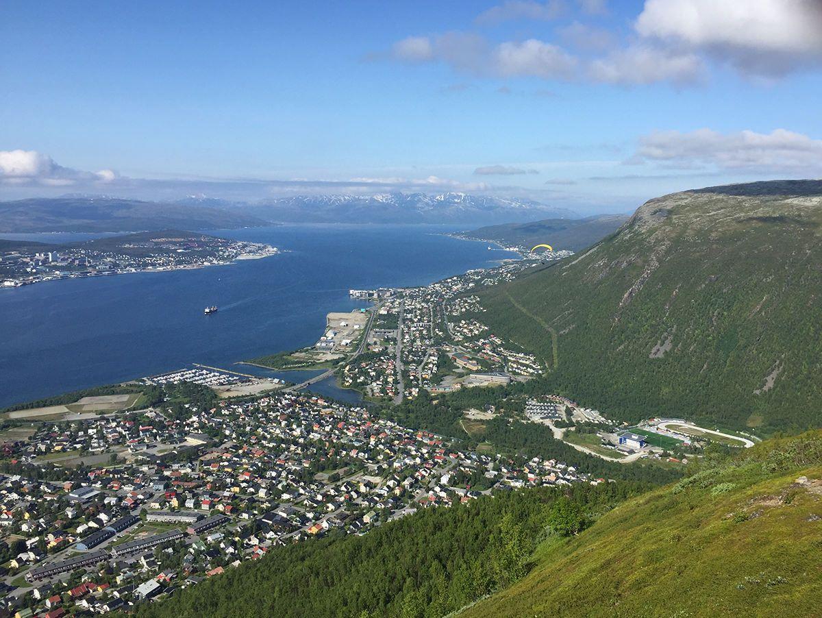 Tromso Silversea