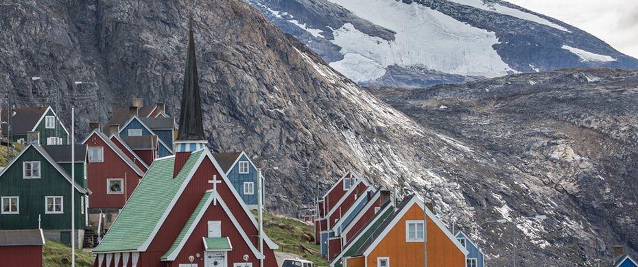 Silversea Luxury Cruises - Upernavik, Greenland