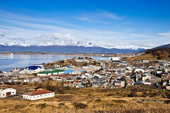 Silversea Luxury Cruises - Ushuaia, Argentina