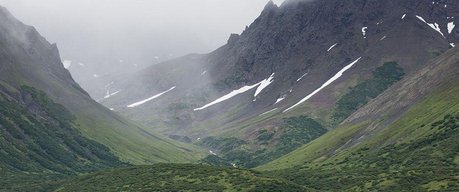 Yuzhnaya Glubokaya, Kamchatka