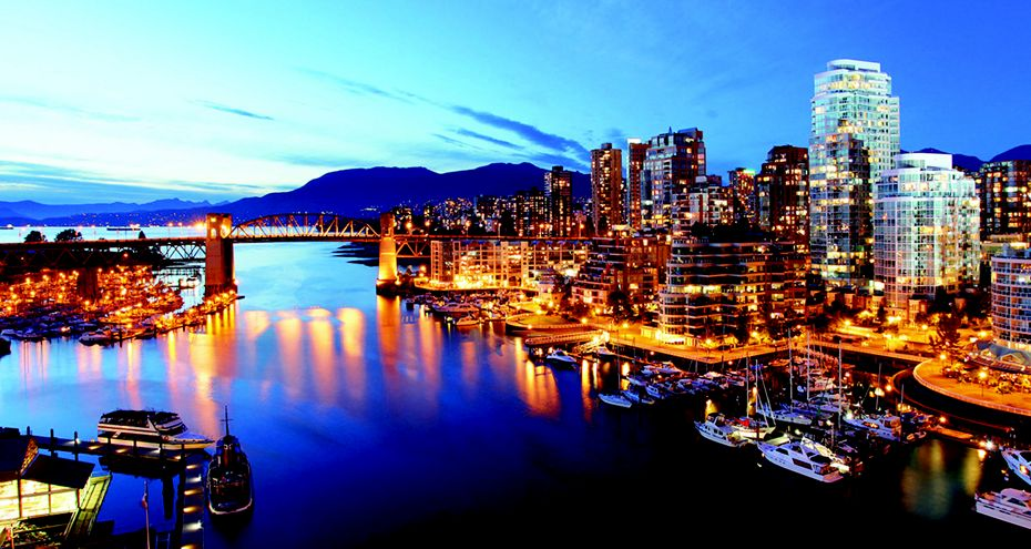 6912 - Vancouver nach Vancouver