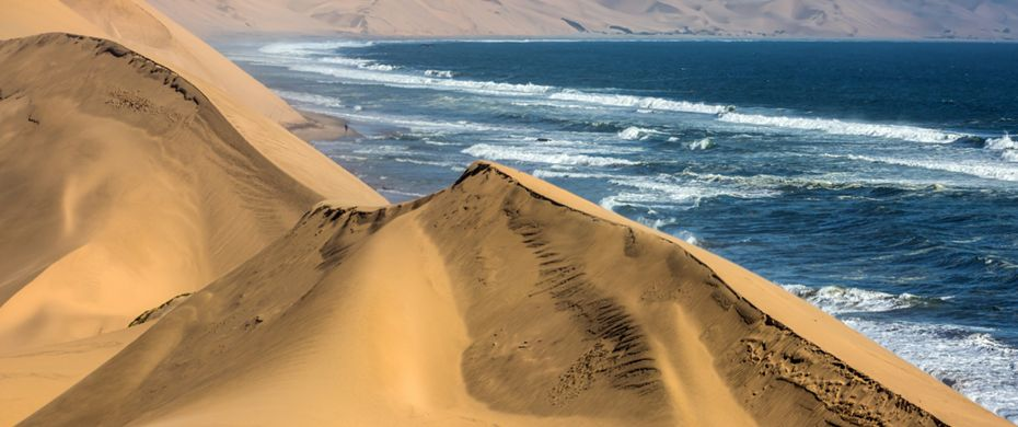 Silversea Luxury Cruises - Walvis Bay, Namibia