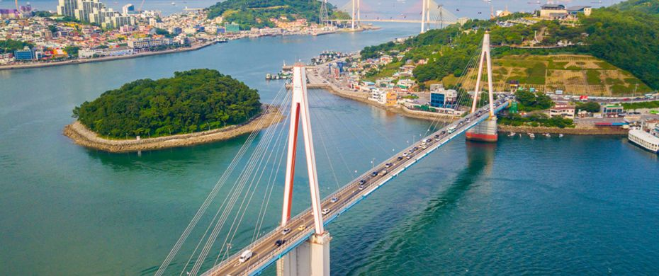 Silversea Luxury Cruises - Yeosu, South Korea