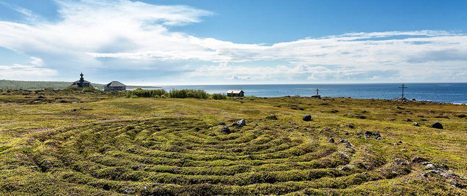 Zayatski Island